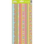 Doodlebug Design - Hello Sunshine Collection - Cardstock Stickers - Fancy Frills