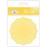 Doodlebug Design - Paper Doilies - Mini - Bumblebee
