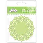 Doodlebug Design - Paper Doilies - Mini - Limeade