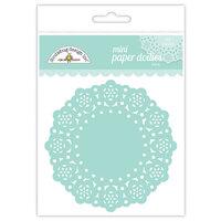Doodlebug Design - Paper Doilies - Mini - Mint
