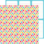 Doodlebug Design - Sun kissed Collection - 12 x 12 Double Sided Paper - Summer Celebration