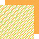 Doodlebug Design - Sun kissed Collection - 12 x 12 Double Sided Paper - Slice of Summer