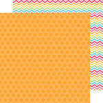 Doodlebug Design - Sun kissed Collection - 12 x 12 Double Sided Paper - Hello Sunshine