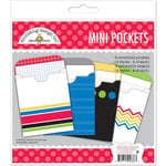 Doodlebug Design - Back to School Collection - Mini Pockets Craft Kit