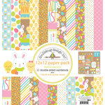 Doodlebug Design - Easter Parade Collection - 12 x 12 Paper Pack