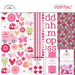 Doodlebug Design - Lovebugs Collection - Essentials Kit