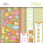 Doodlebug Design - Hello Sunshine Collection - Essentials Kit