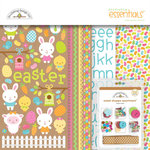 Doodlebug Design - Easter Parade Collection - Essentials Kit