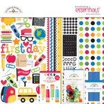 Doodlebug Design - Back to School Collection - Essentials Kit