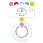 Doodlebug Design - Sugarplums Collection - Christmas - Washi Tape - Deck the Halls