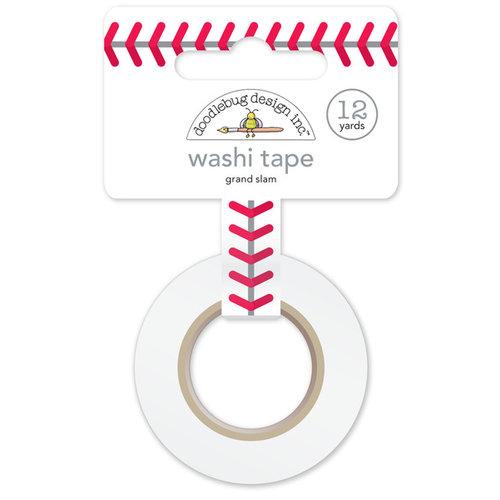 Doodlebug Design - Home Run Collection - Washi Tape - Grand Slam