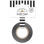 Doodlebug Design - Hats Off Collection - Washi Tape - Official Stripe