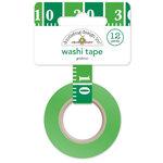 Doodlebug Design - Touchdown Collection - Washi Tape - Gridiron