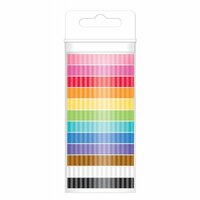 Doodlebug Design - Washi Tape - Stripe Assortment