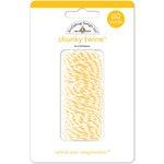 Doodlebug Design - Chunky Doodle Twine - Bumblebee