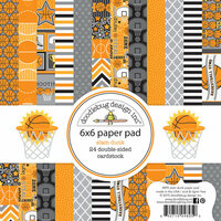 Doodlebug Design - Slam Dunk Collection - 6 x 6 Paper Pad