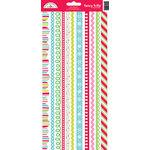 Doodlebug Design - Sugarplums Collection - Christmas - Cardstock Stickers - Fancy Frills