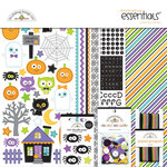 Doodlebug Design - October 31st Collection - Halloween - Essentials Kit
