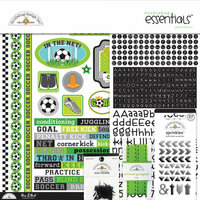 Doodlebug Design - Goal Collection - Essentials Kit