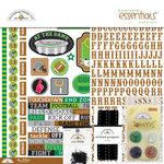 Doodlebug Design - Touchdown Collection - Essentials Kit