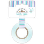 Doodlebug Design - Polar Pals Collection - Washi Tape - Sweater Stripe