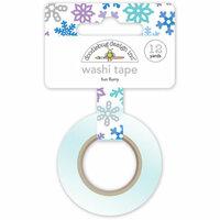 Doodlebug Design - Polar Pals Collection - Washi Tape - Fun Flurry