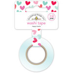 Doodlebug Design - Sweet Things Collection - Washi Tape - Happy Hearts