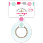 Doodlebug Design - Sweet Things Collection - Washi Tape - Delightful Dots