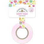 Doodlebug Design - Washi Tape - Bright Blossoms