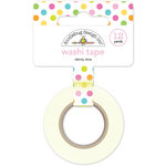 Doodlebug Design - Washi Tape - Dainty Dots
