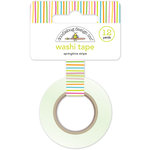 Doodlebug Design - Washi Tape - Springtime Stripe