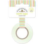 Doodlebug Design - Washi Tape - Springtime Stripe