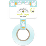 Doodlebug Design - Bunnyville Collection - Washi Tape - Baby Bunnies