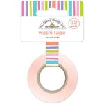 Doodlebug Design - Under the Sea Collection - Washi Tape - Mermaid Stripe