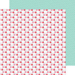 Doodlebug Design - Sweet Things Collection - 12 x 12 Double Sided Paper - Honey Bees