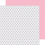 Doodlebug Design - Sweet Things Collection - 12 x 12 Double Sided Paper - Baby Ellies