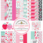 Doodlebug Design - Sweet Things Collection - 12 x 12 Paper Pack