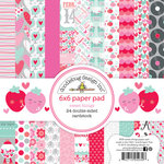 Doodlebug Design - Sweet Things Collection - 6 x 6 Paper Pad
