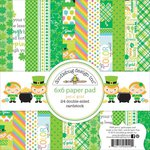Doodlebug Design - Pot O Gold Collection - 6 x 6 Paper Pad