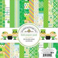 Doodlebug Design - Pot O Gold Collection - 6 x 6 Paper Pad