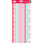 Doodlebug Design - Sweet Things Collection - Cardstock Stickers - Fancy Frills