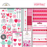 Doodlebug Design - Sweet Things Collection - Essentials Kit