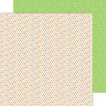 Doodlebug Design - Spring Garden Collection - 12 x 12 Double Sided Paper - Itty Bitty Blooms