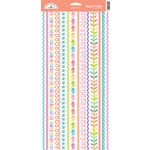Doodlebug Design - Under the Sea Collection - Cardstock Stickers - Fancy Frills