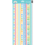 Doodlebug Design - Anchors Aweigh Collection - Cardstock Stickers - Fancy Frills