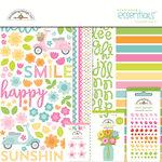 Doodlebug Design - Spring Garden Collection - Essentials Kit