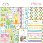 Doodlebug Design - Bunnyville Collection - Essentials Kit