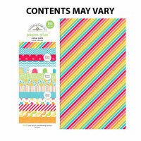 Doodlebug Design - Paper Plus Value Pack - Summer