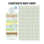 Doodlebug Design - Paper Plus Value Pack -Baby Boy