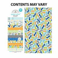 Doodlebug Design - Paper Plus Value Pack -Boy